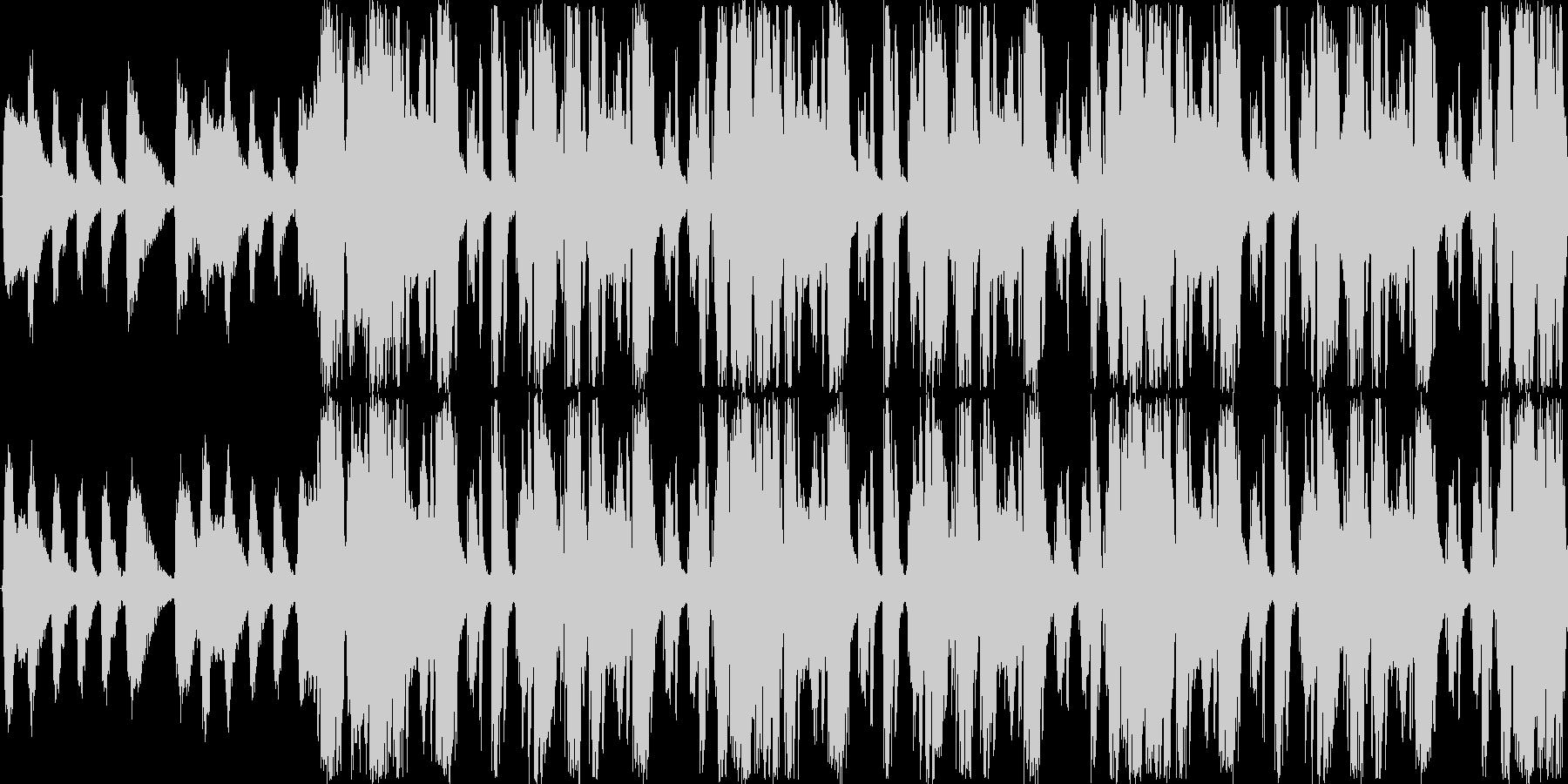 【ストリングス/ヒップホップ】の未再生の波形