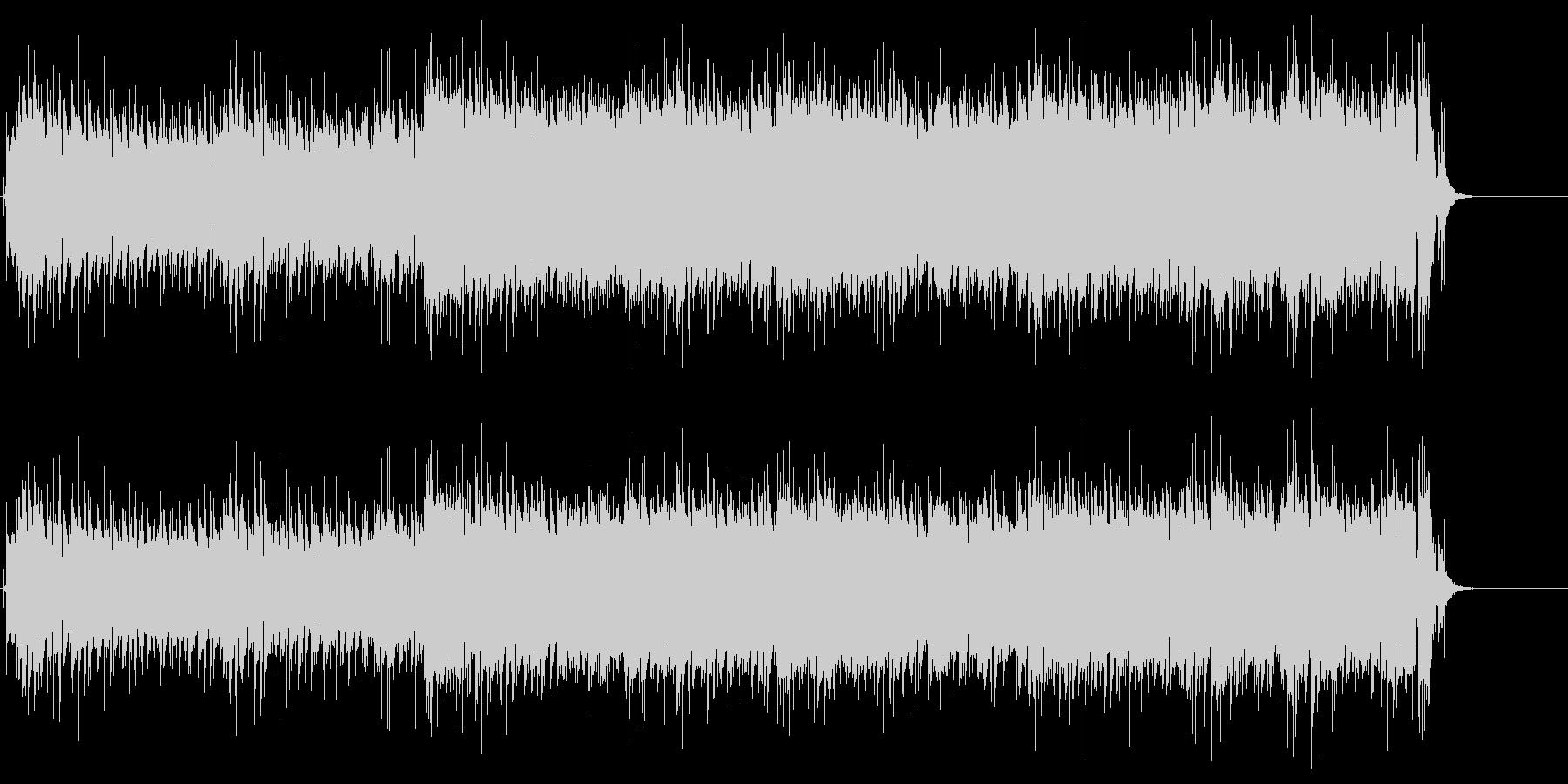 サーフなエレキがさわやかなポップ/ロックの未再生の波形