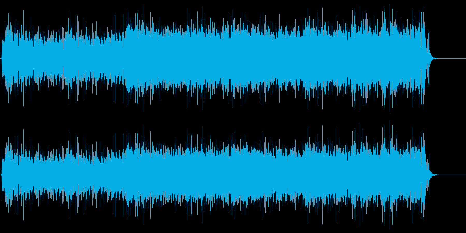 サーフなエレキがさわやかなポップ/ロックの再生済みの波形