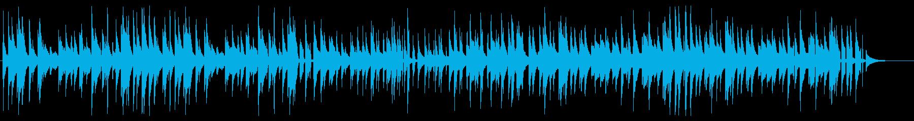 のどかでゆるい曲・ウクレレ伴奏のみ版の再生済みの波形