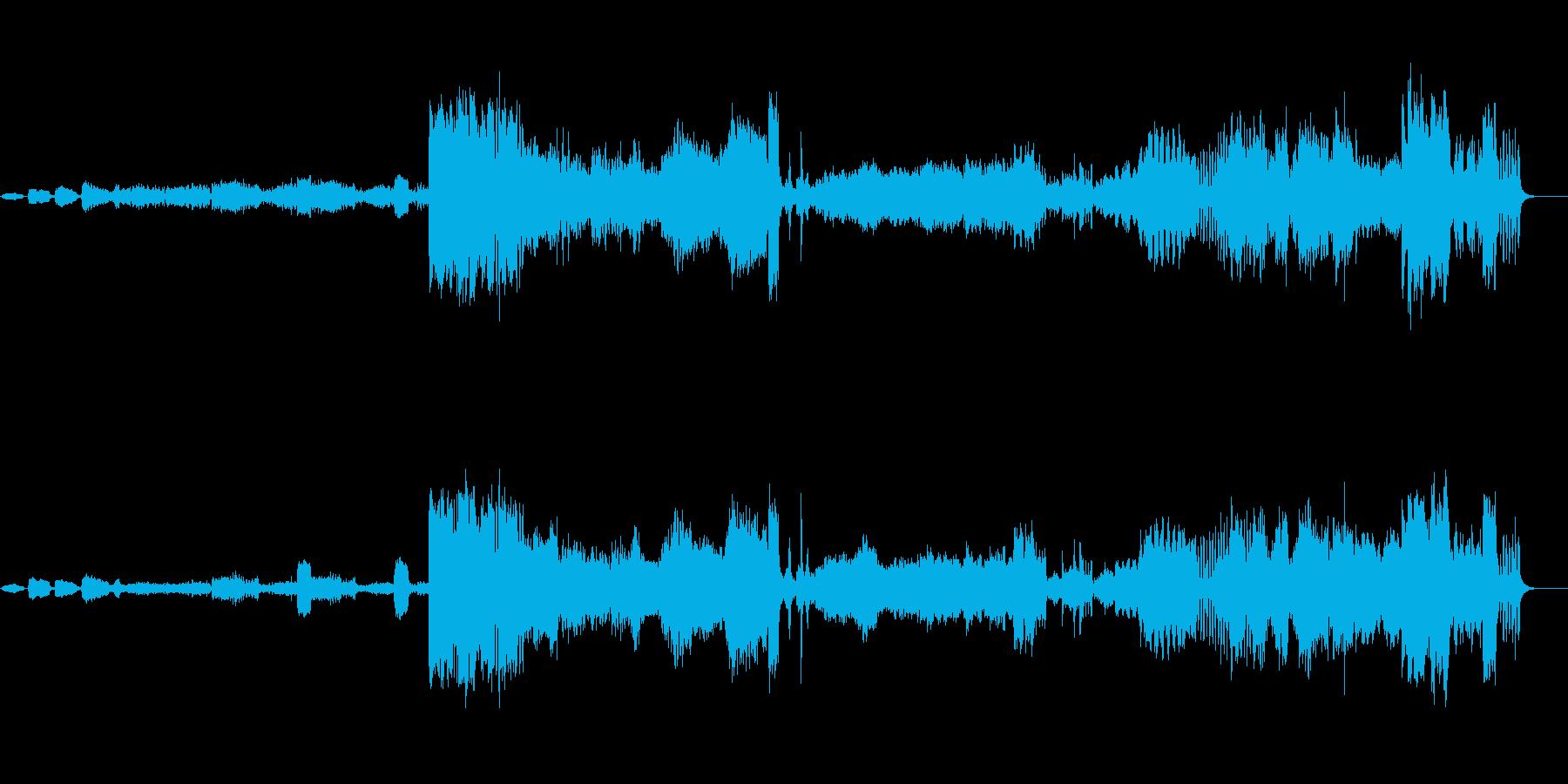 [夏] メンデルスゾーン/真夏の夜の夢の再生済みの波形