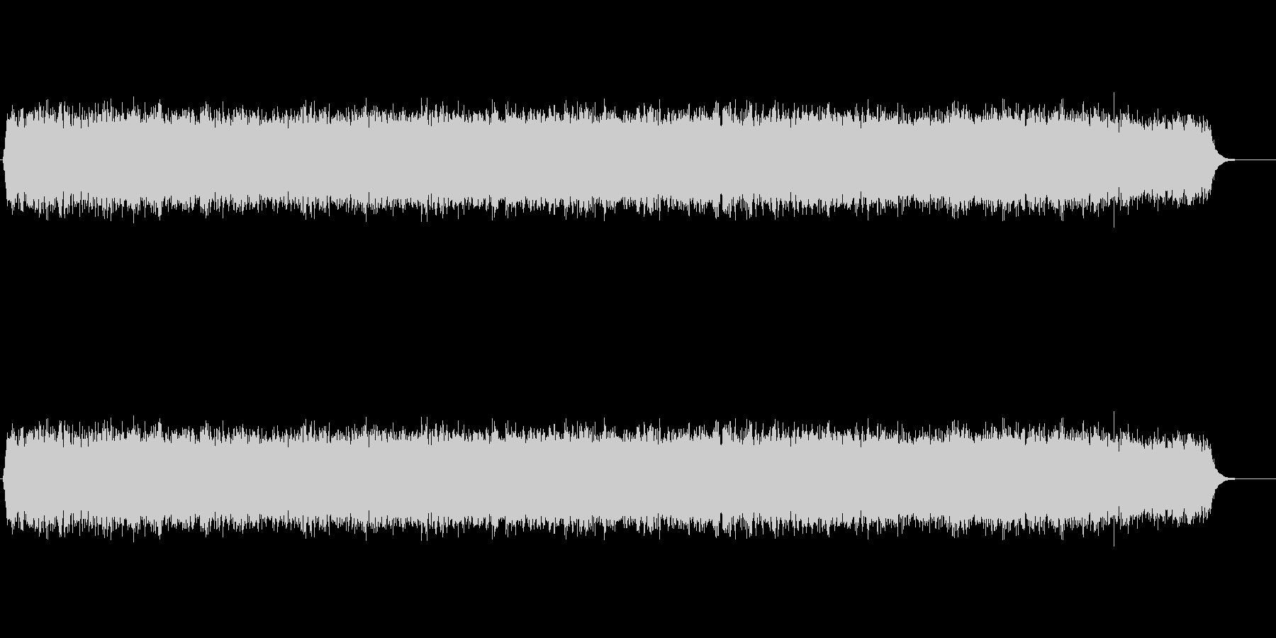 ジリリリリリリン…朝の音(Lo-Fi版)の未再生の波形