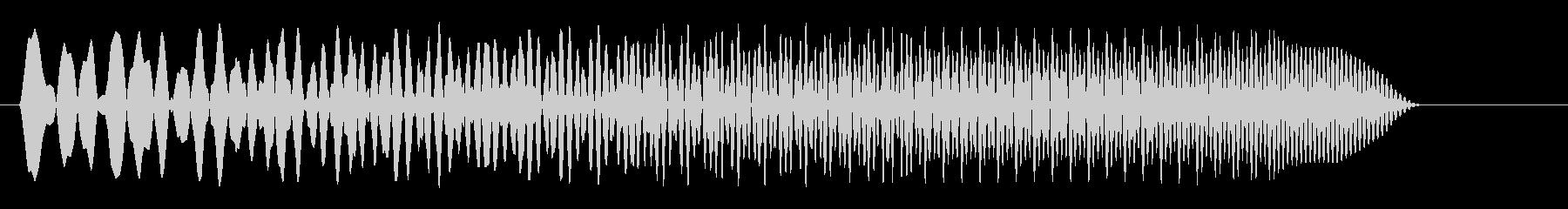 ビュイーン(ワープや移動の機械の効果音)の未再生の波形