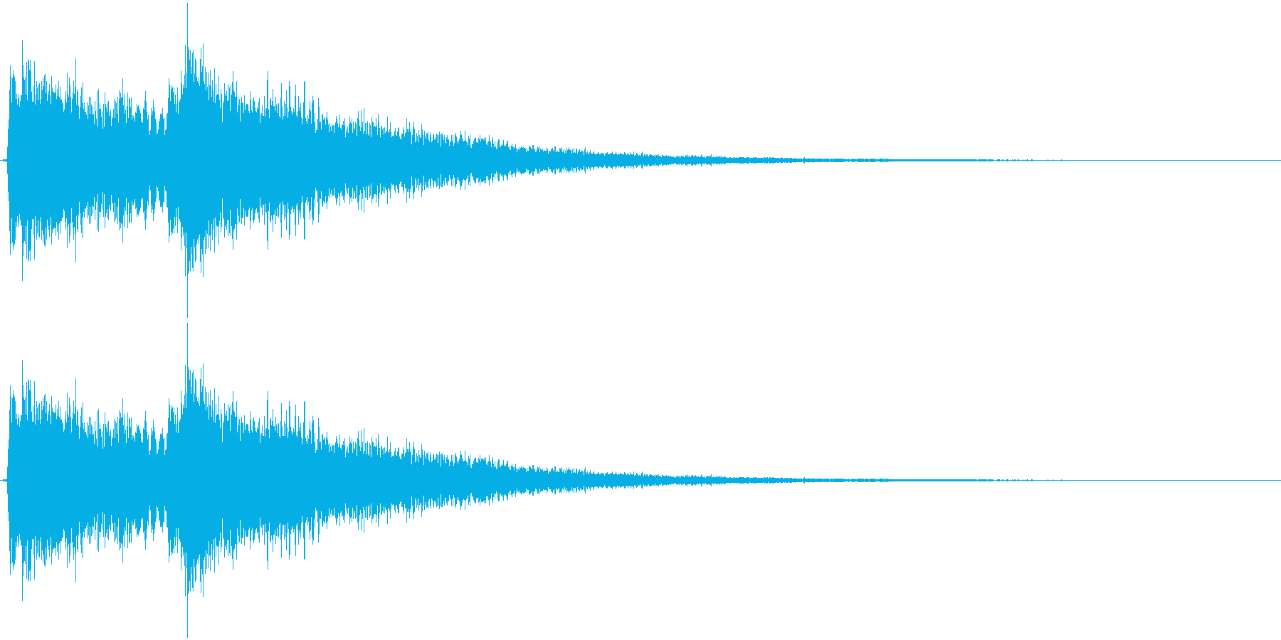 ティロンティローン(決定、ゲーム、ロゴ)の再生済みの波形