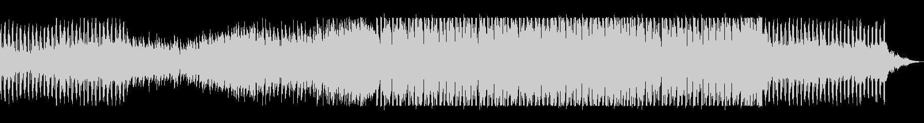 アナログシンセのユーロ系テクノの未再生の波形