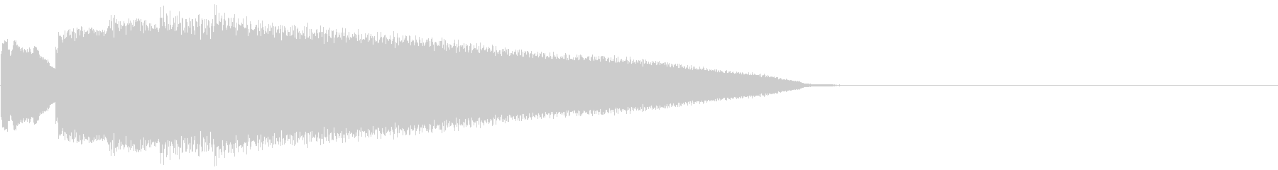 汎用25 フィーリング 不安Bの未再生の波形