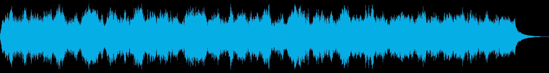 威風堂々 エドワードエルガー クラシックの再生済みの波形