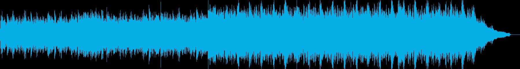 現代的な和風管弦楽③ピアノと弦楽のみの再生済みの波形