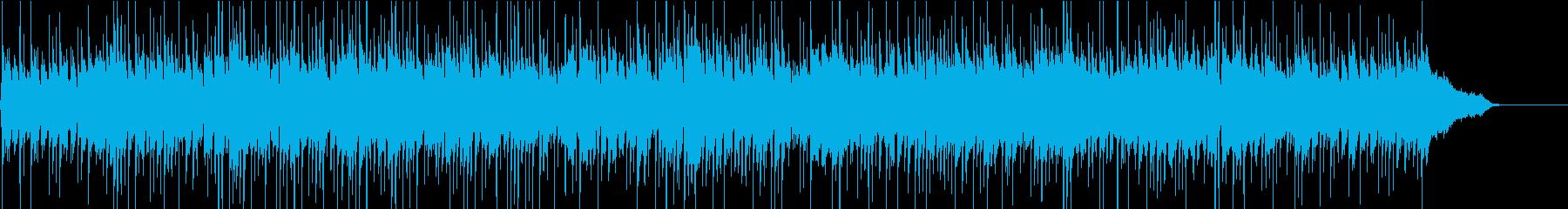 動画のオープニングにオススメなバラードの再生済みの波形