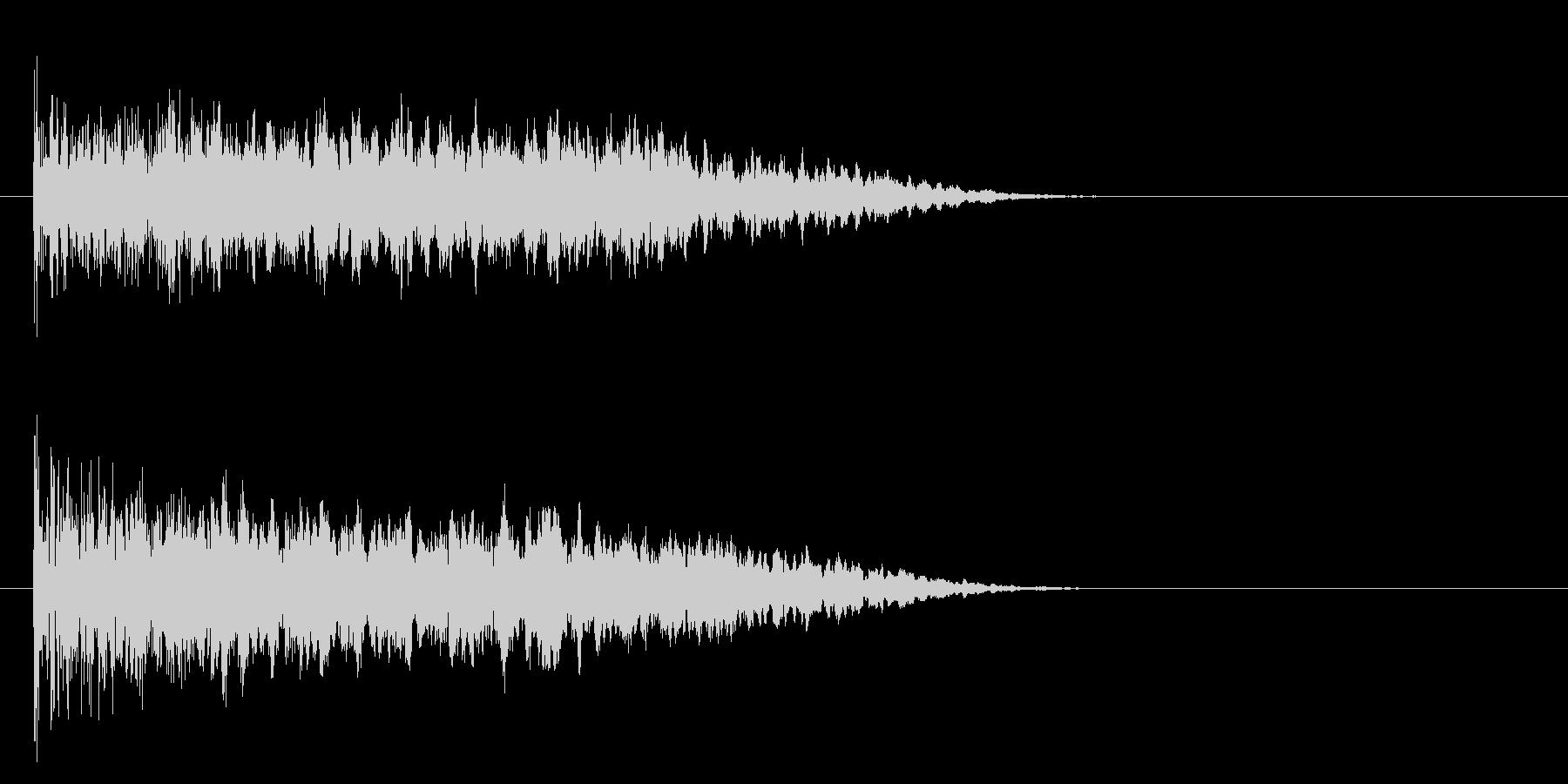 フワーン (悪の城)の未再生の波形