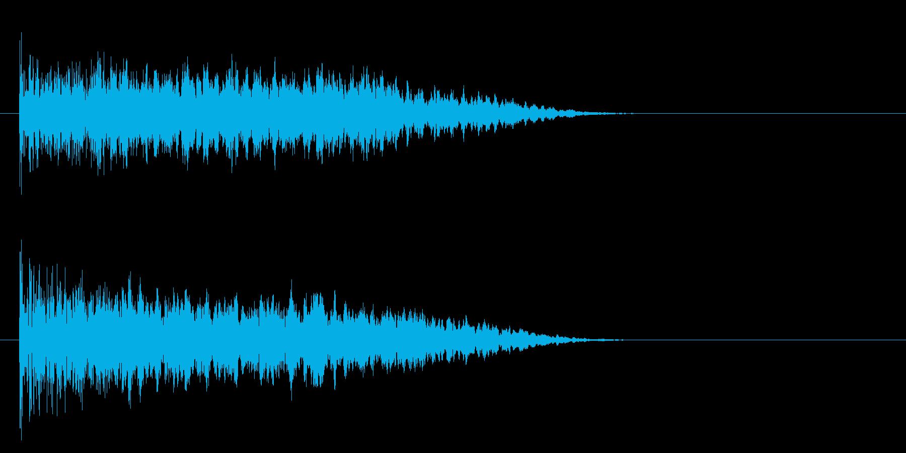 フワーン (悪の城)の再生済みの波形