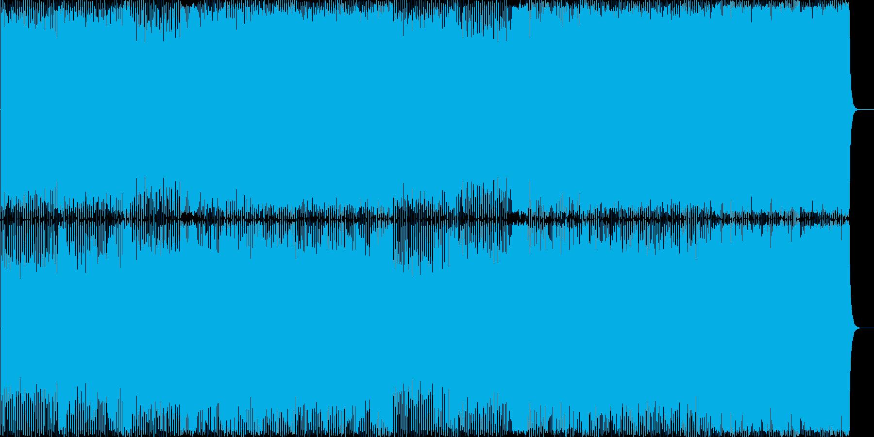海外風/EDM/パーティー/動画向き#3の再生済みの波形