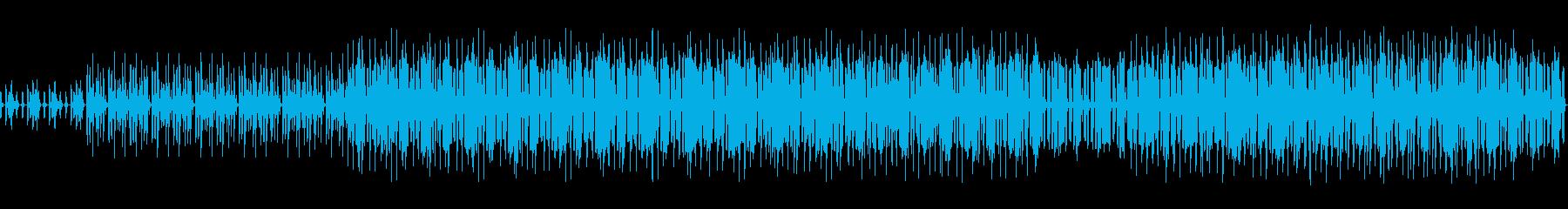 奇麗な感じのbreakbeats の再生済みの波形
