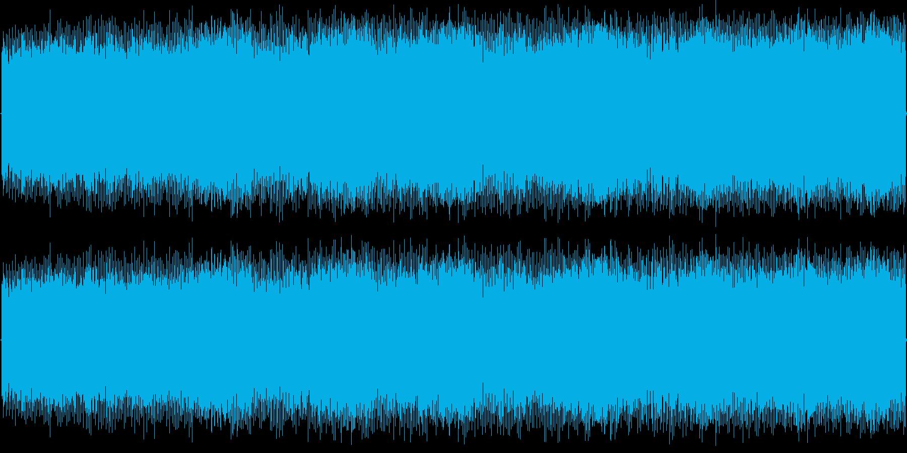 エアコンの再生済みの波形