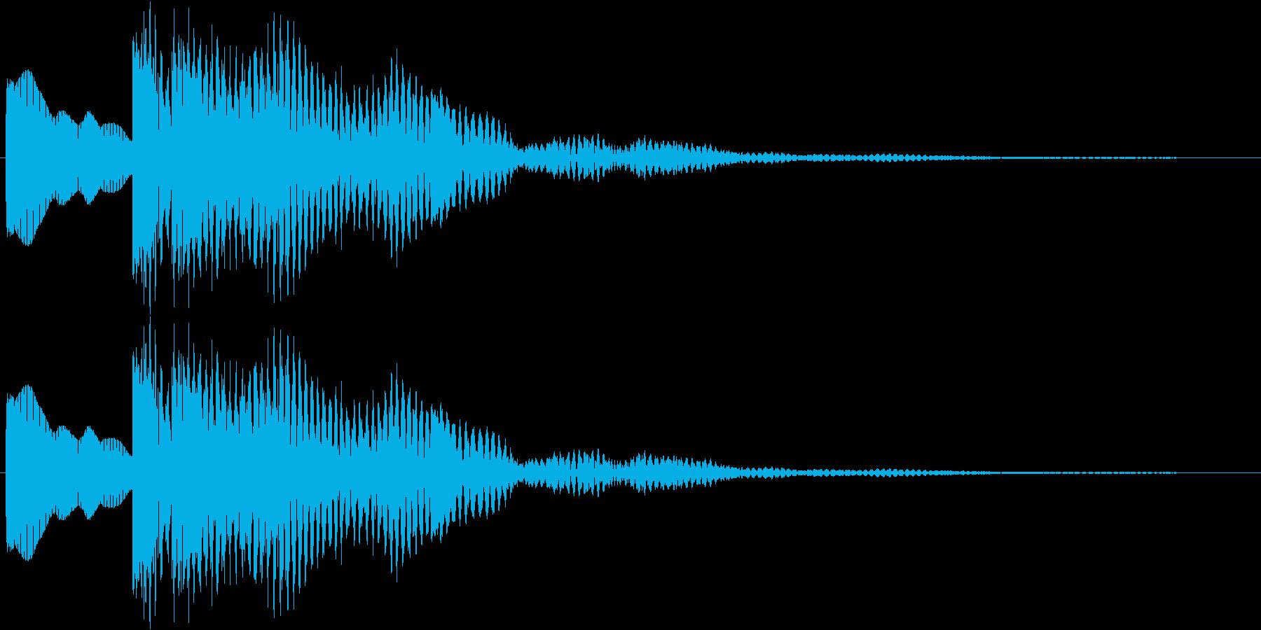 サンドロゴ(オリエンタル)の再生済みの波形