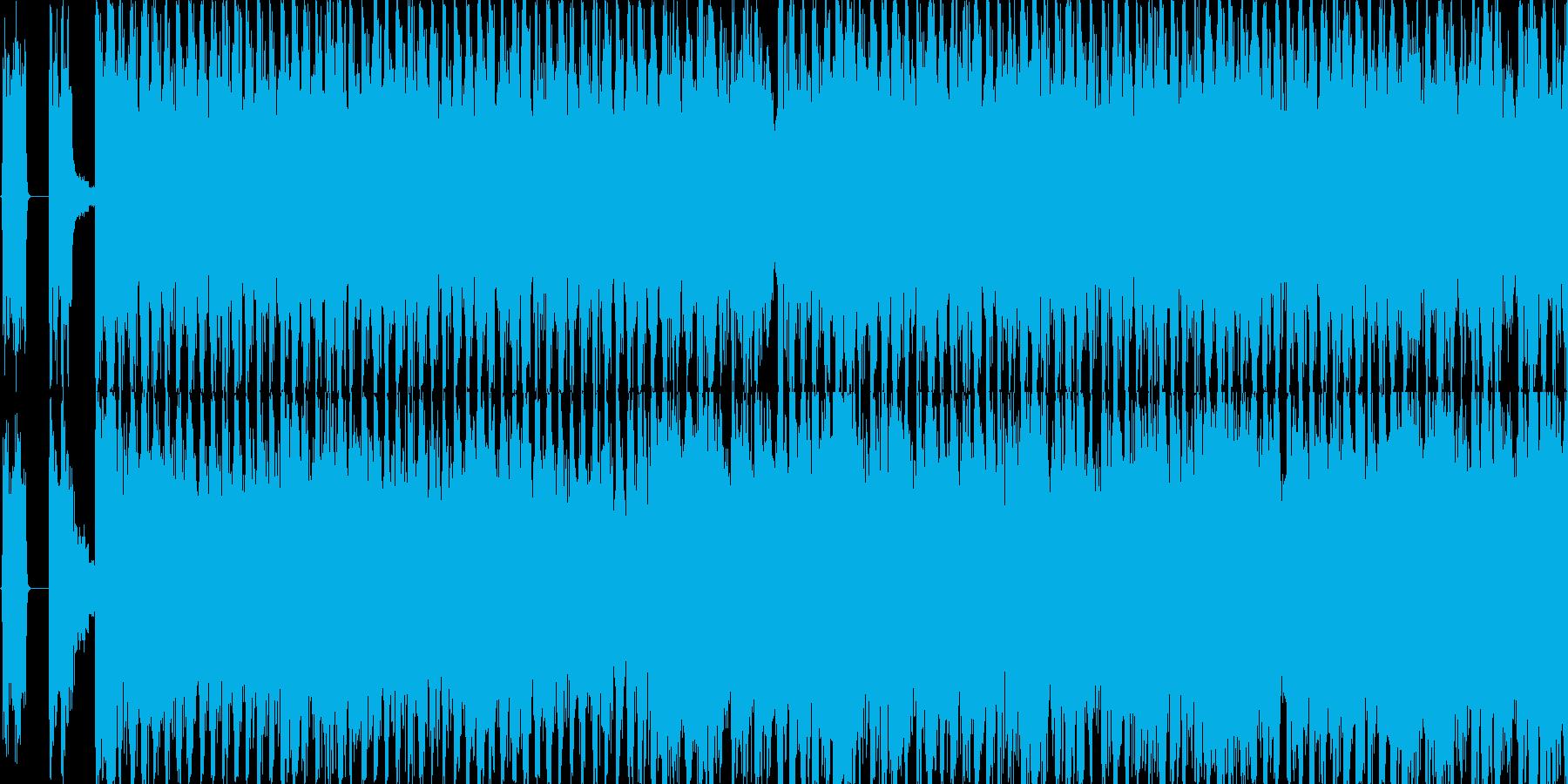 激しくメロディアスなロック・AOの再生済みの波形