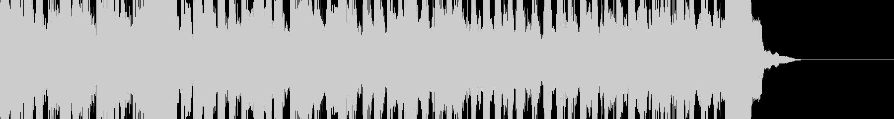 カントリー風ファミコン音源の未再生の波形