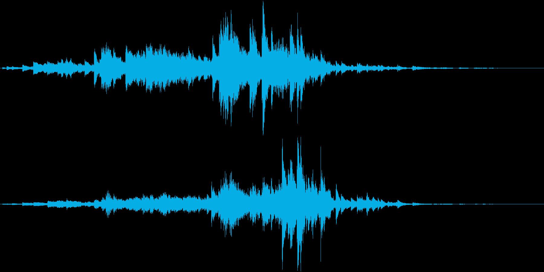 音侍SE「キラキラリーン」小ぶりベル_3の再生済みの波形