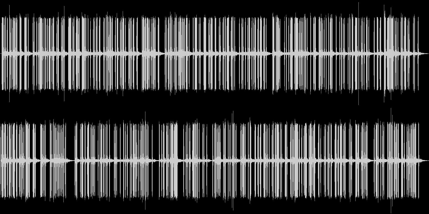 電気信号の未再生の波形
