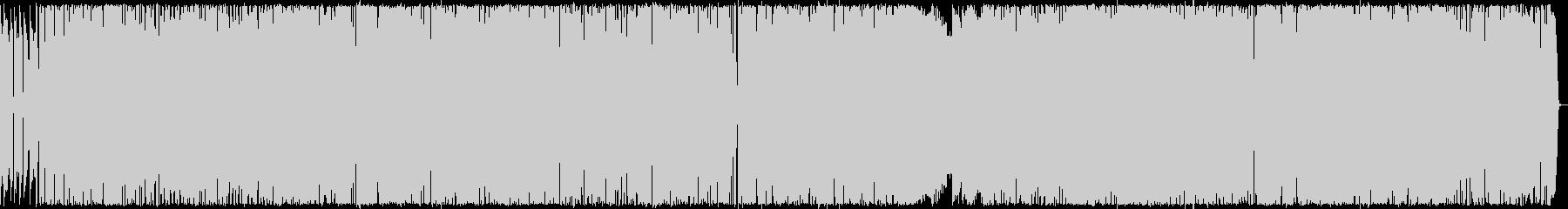 哀愁ROCK01 生演奏の未再生の波形