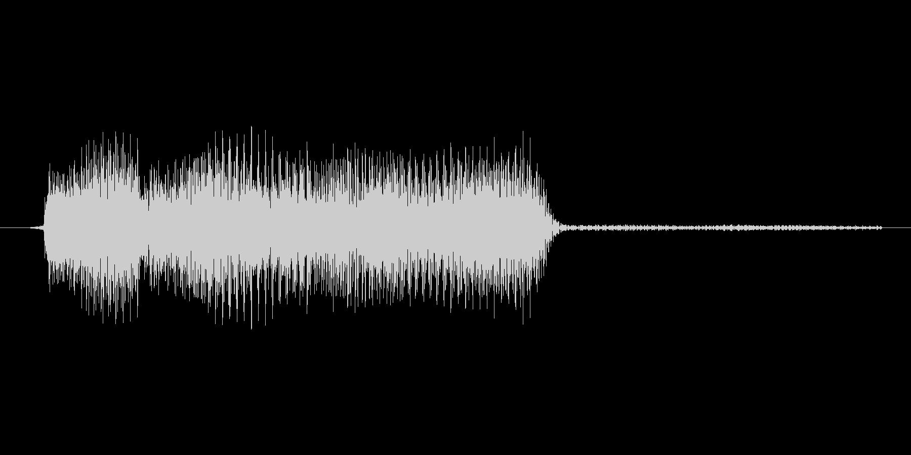 ゲーム、クイズ(ピンポン音)_013の未再生の波形