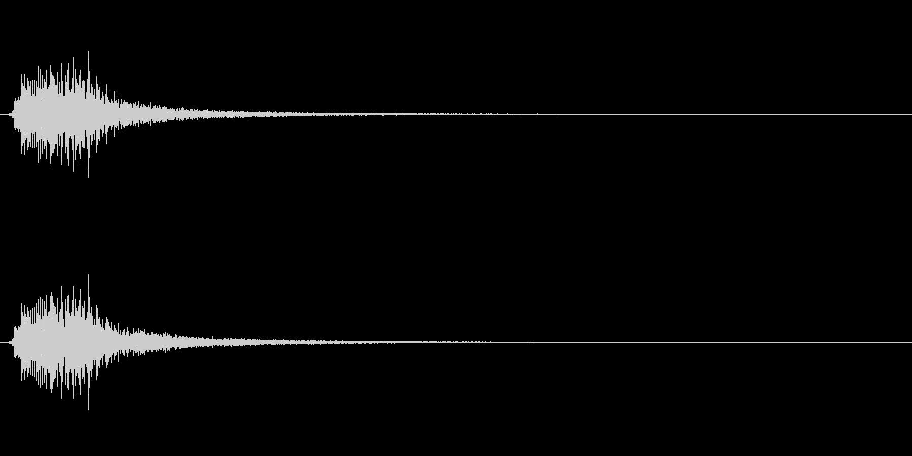 キラキラ系_011の未再生の波形