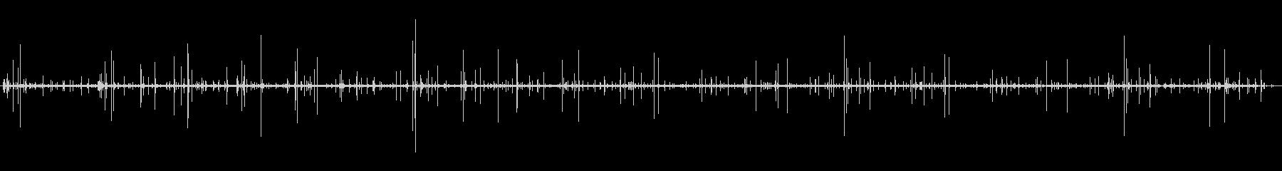 【環境音】焚火01 (バイノーラル録音)の未再生の波形