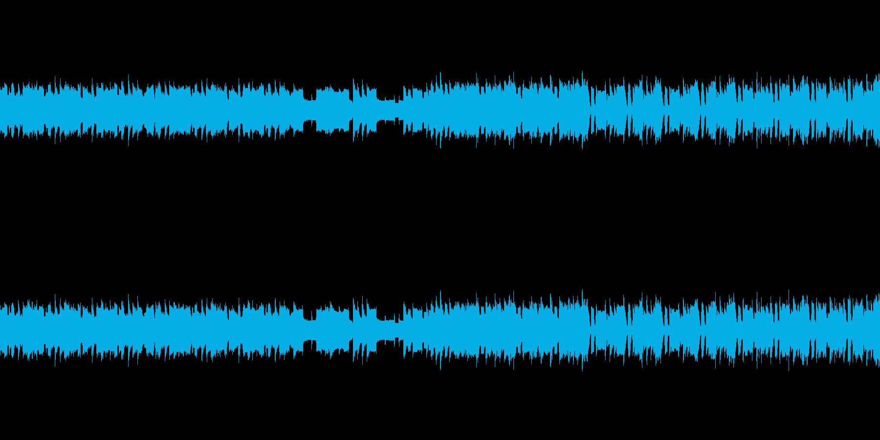 ファミコン風レトロRPG-洞窟ダンジョンの再生済みの波形