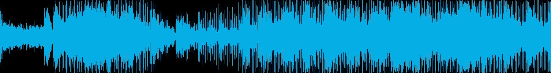 キラキラ爽やか、ときめきの美メロバラードの再生済みの波形