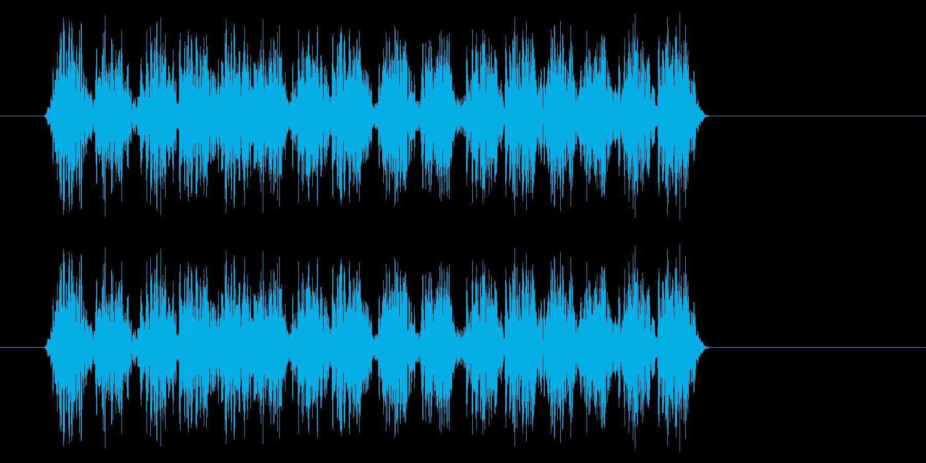 SNES レース02-07(タイヤ スキの再生済みの波形