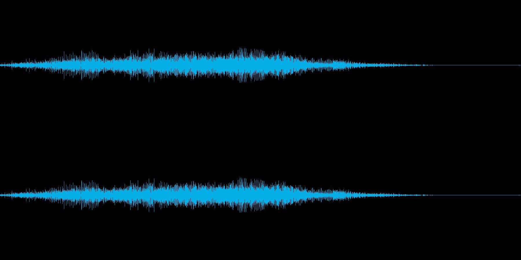 チャック_ファスナー_ジッパー開閉_05の再生済みの波形