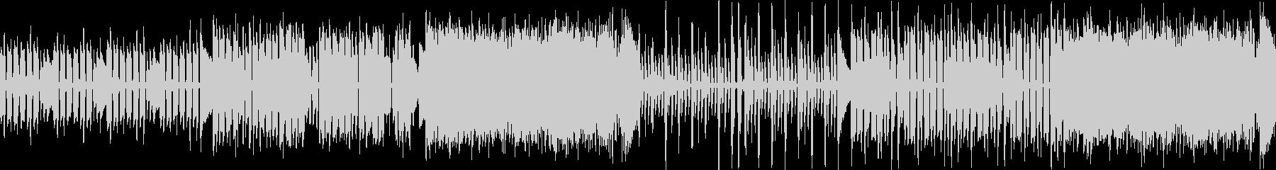ほのぼのした雰囲気のアコギ楽曲ループの未再生の波形