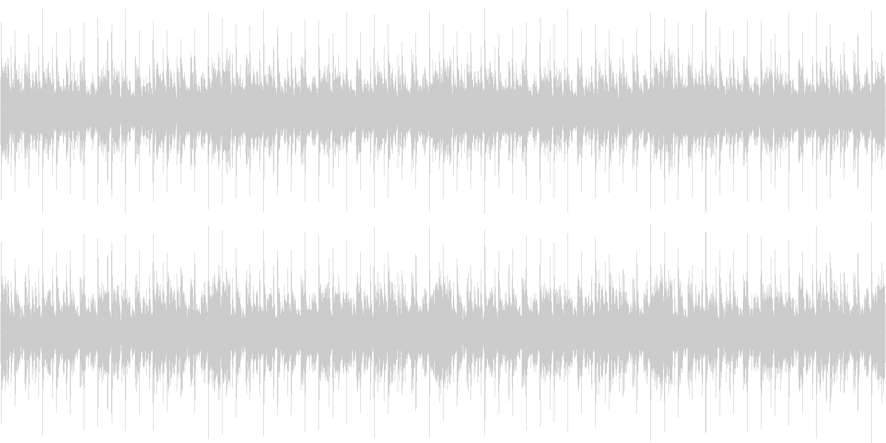 144bpm、G#-min、ギターソロの未再生の波形