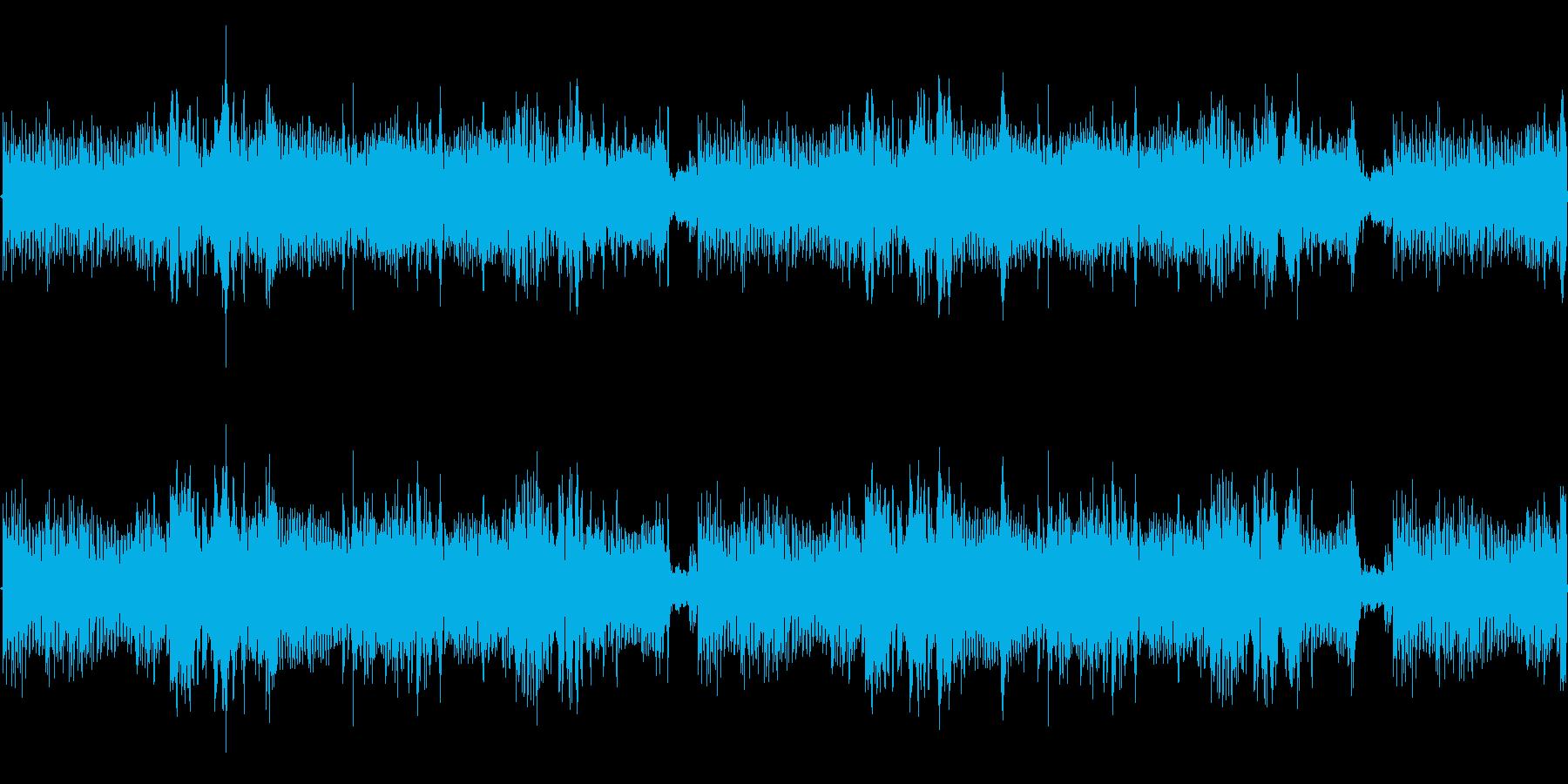 RPGで使えるHip-Hopsサウンドの再生済みの波形