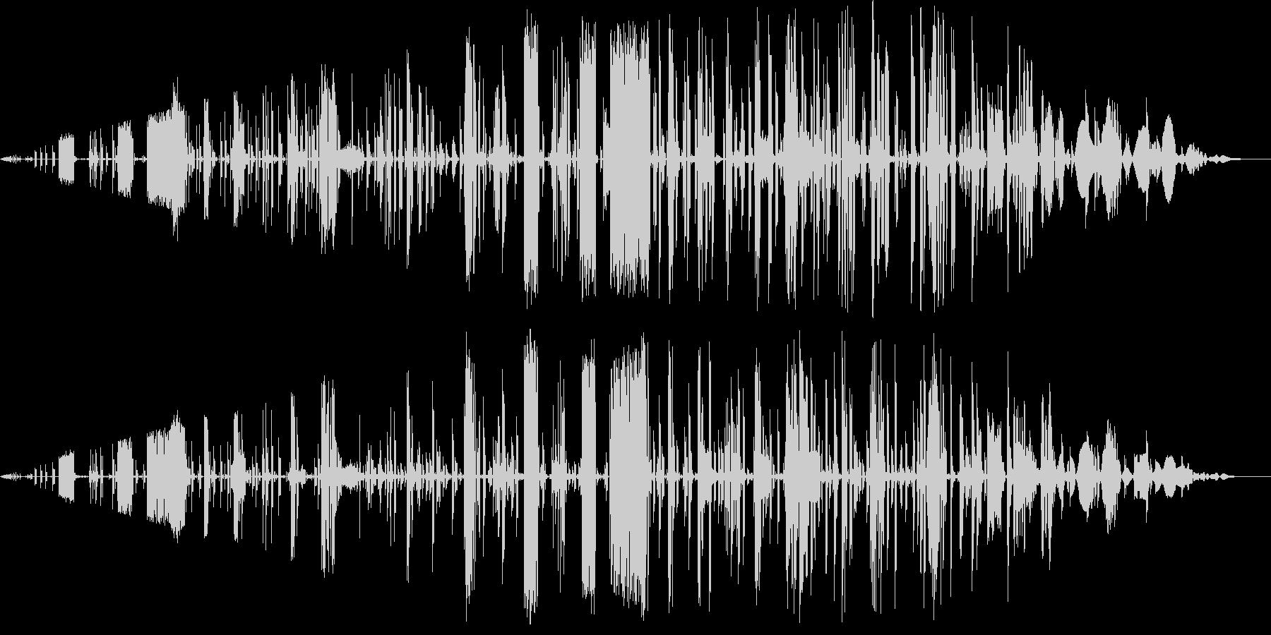 ジュンジュクジュクジュク… (魔物出現)の未再生の波形