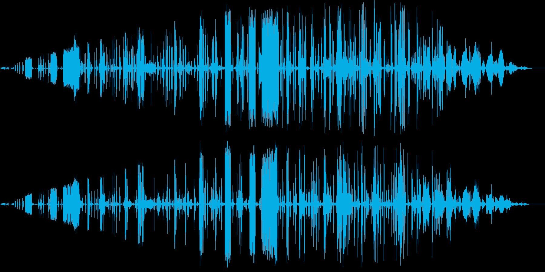ジュンジュクジュクジュク… (魔物出現)の再生済みの波形