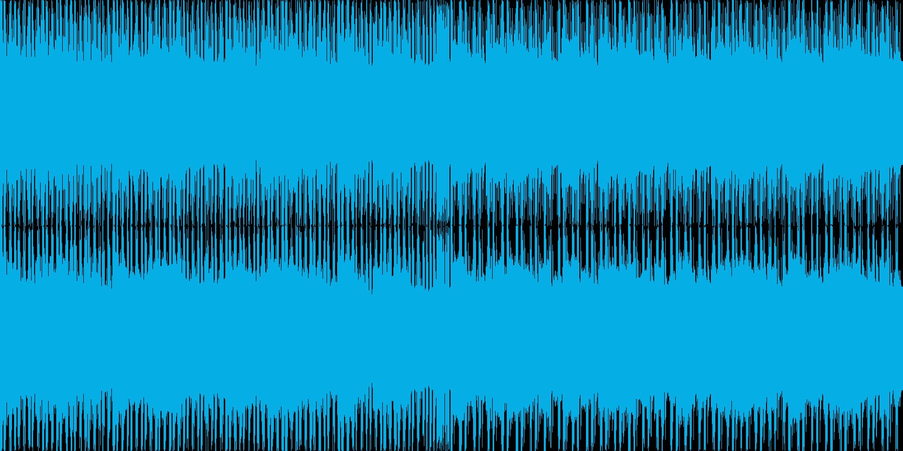 エレピがメインのレトロな雰囲気を持った…の再生済みの波形