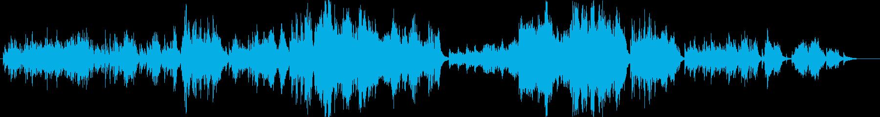 キュンとするピアノソロの再生済みの波形