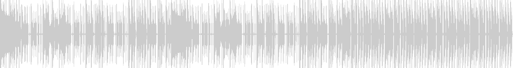 【ゲームボーイサウンド・チップチューン】の未再生の波形