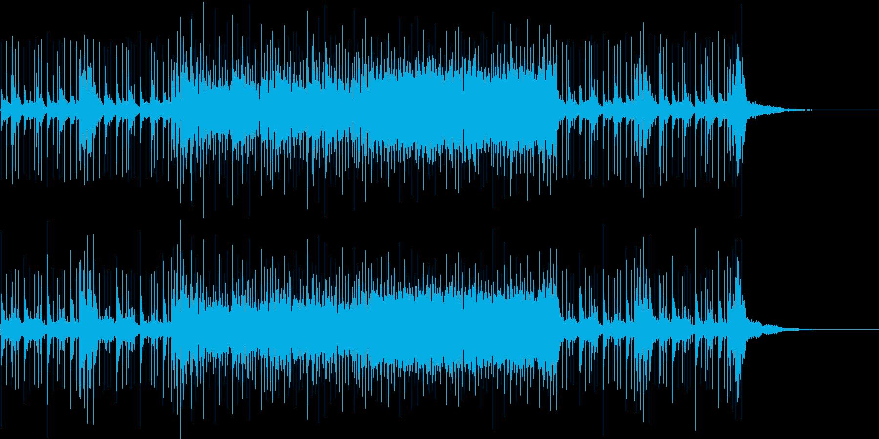 危険なマイナー・ドキュメント/テクノの再生済みの波形