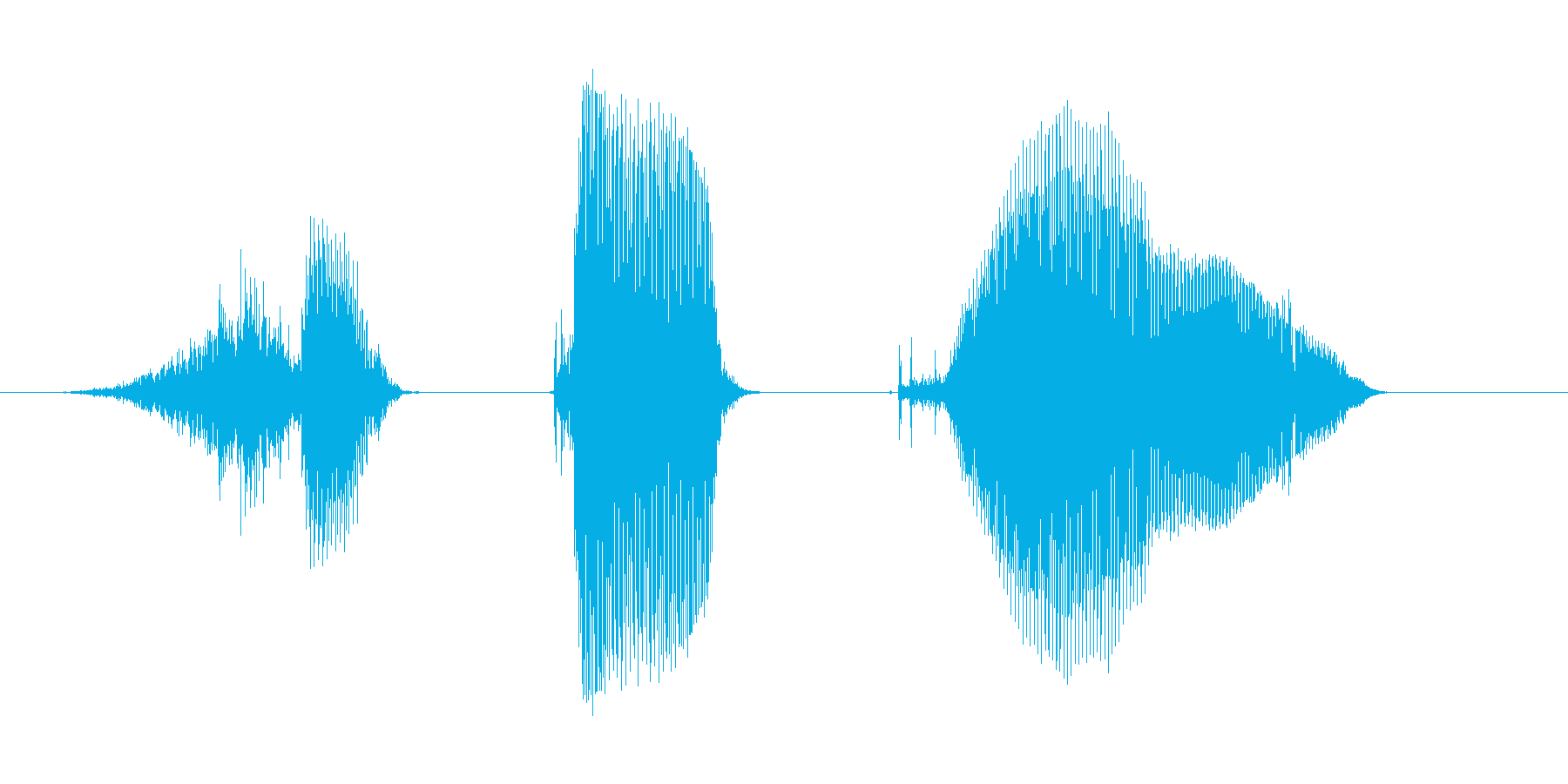 すてき!1【ロリキャラの褒めボイス】の再生済みの波形