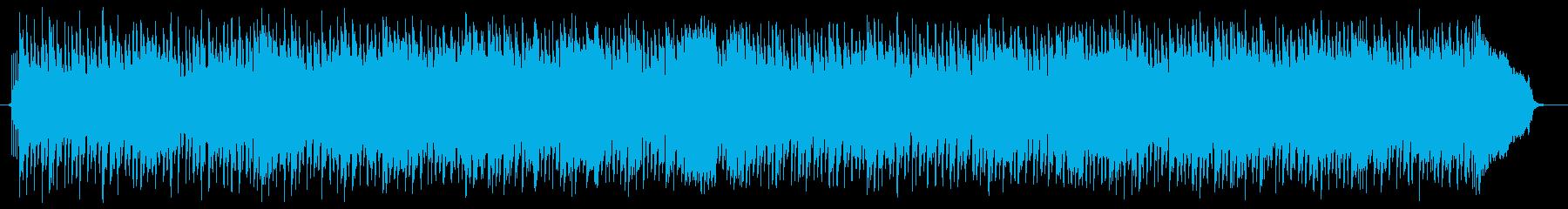 激しくも切ないストリングスポップスの再生済みの波形