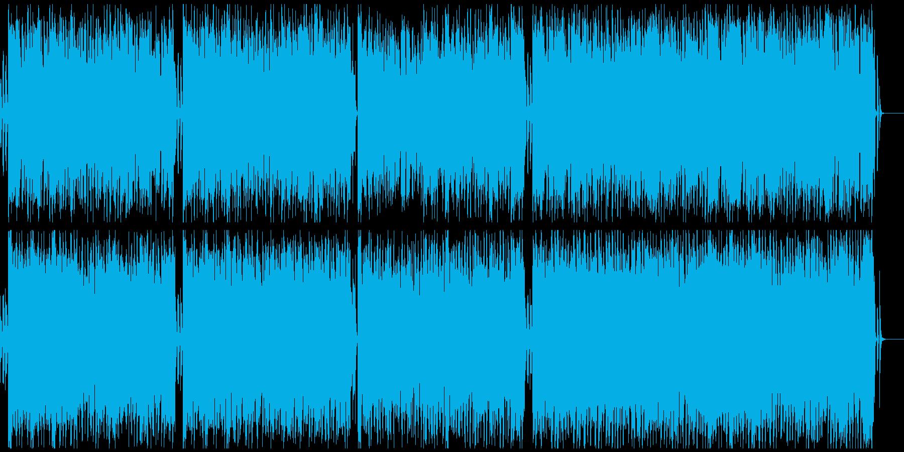 聖者の行進 南国・ウクレレ・リズムなしの再生済みの波形