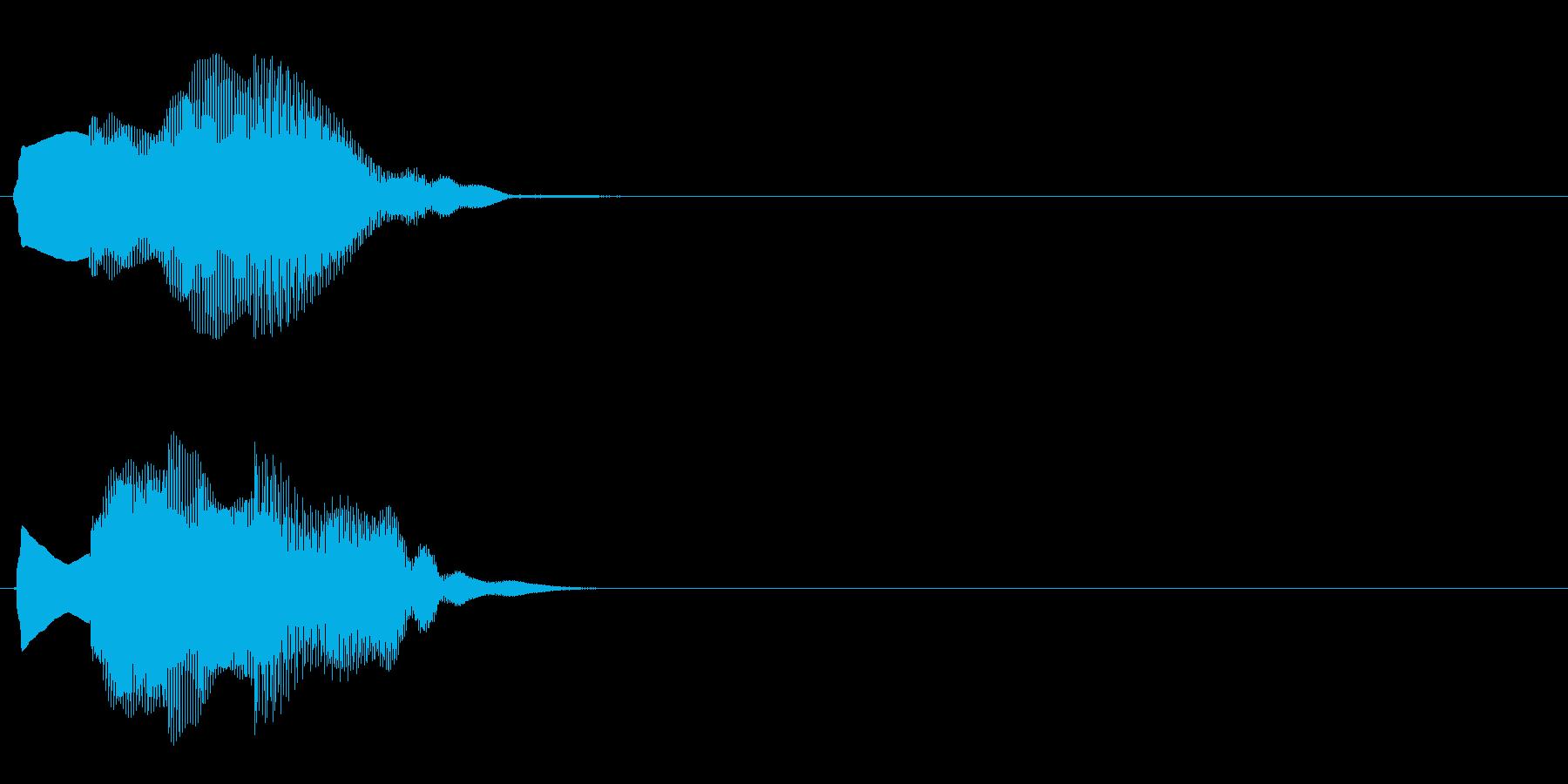 汎用 エレピ系08(大) アイテム発見の再生済みの波形