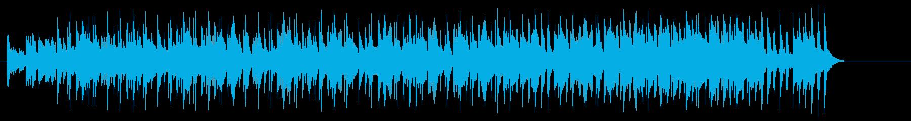 牧場のメルヘンなポップス(イントロ~…)の再生済みの波形