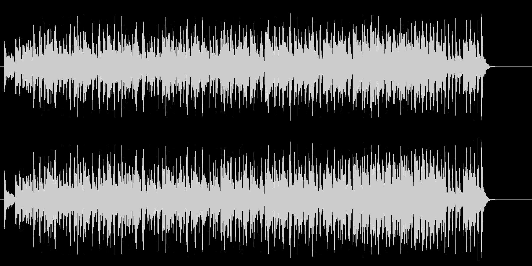 牧場のメルヘンなポップス(イントロ~…)の未再生の波形