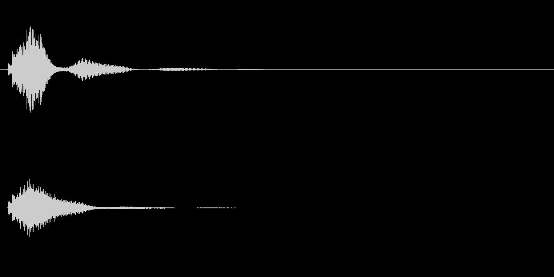 キラキラ系_079の未再生の波形
