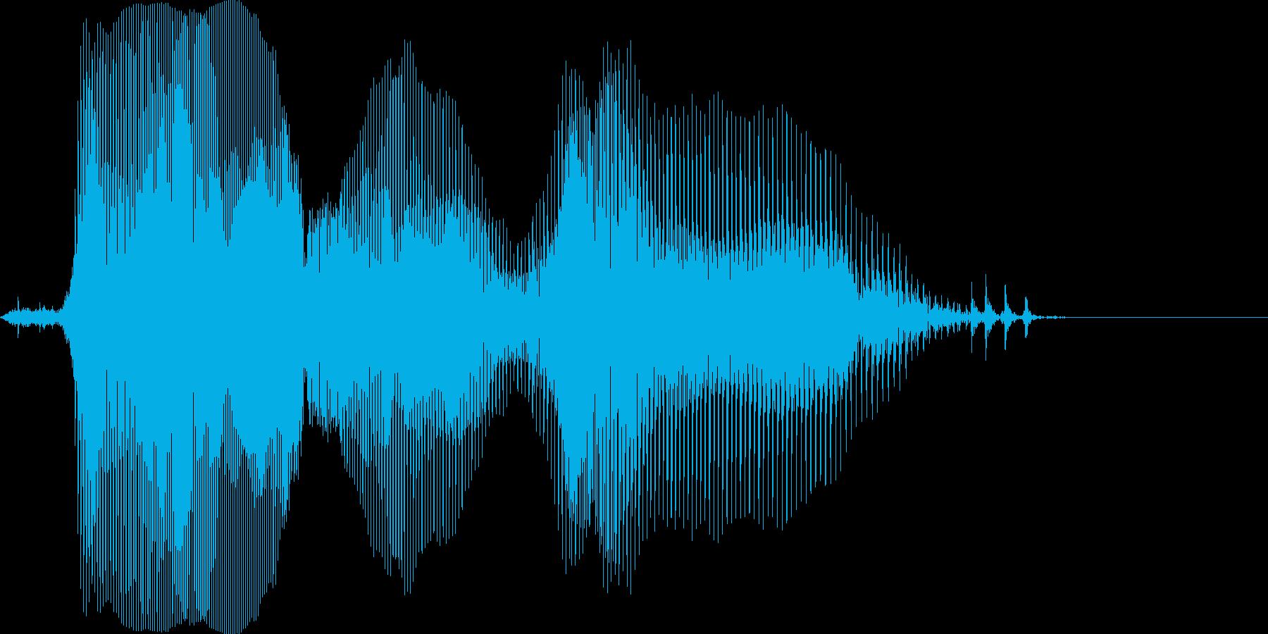 ネイティブ 「ファイナルラウンド」の再生済みの波形
