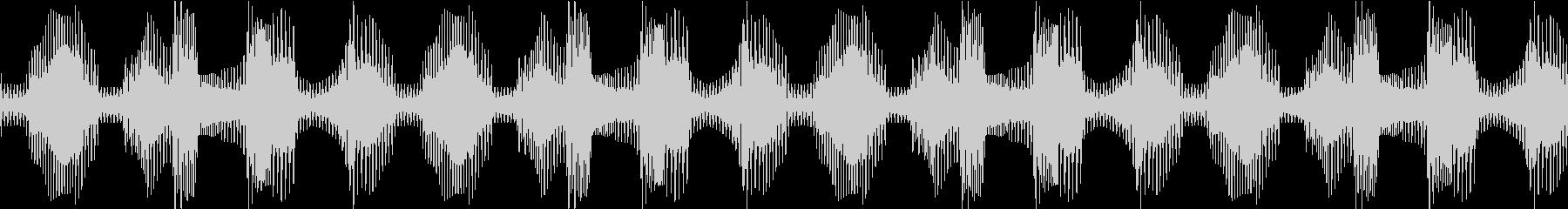 Techno ベース 1 音楽制作用の未再生の波形
