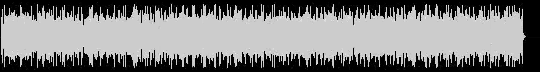 健やかなほのぼのポップ(フルサイズ)の未再生の波形